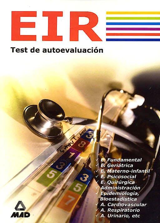 Portada del libro 9788466546645 Eir. Test de Autoevaluacion