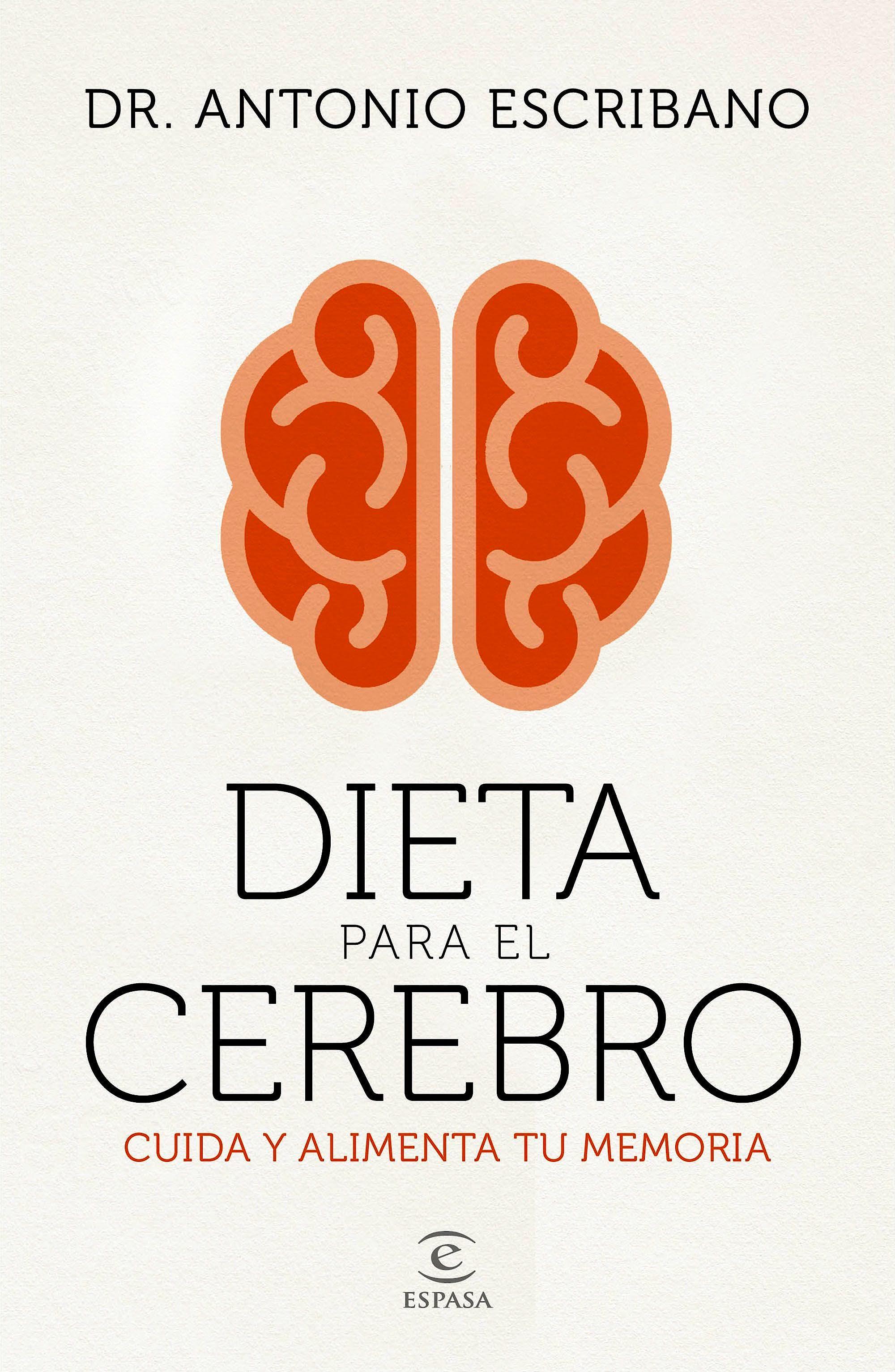 Portada del libro 9788467058048 Dieta para el Cerebro. Cuida y Alimenta Tu Memoria