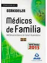 Portada del libro 9788467669800 Medicos de Familia del Servicio Vasco de Salud-Osakidetza. Temario General, Vol. III