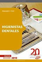 Portada del libro 9788468101095 Higienistas Dentales. Temario y Test