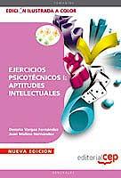 Portada del libro 9788468125794 Ejercicios Psicotécnicos I: Aptitudes Intelectuales
