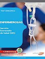 Portada del libro 9788468147536 Enfermero/a Servicio Extremeño de Salud (SES). Test Específico