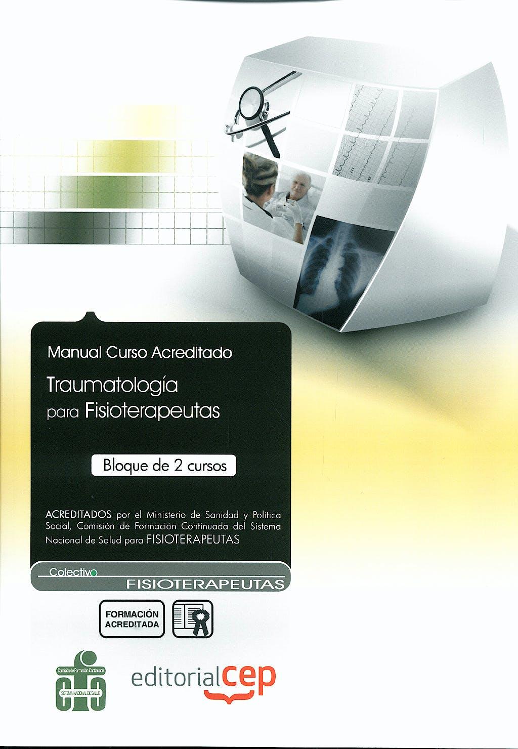 Portada del libro 9788468151533 Manual Traumatologia para Fisioterapeutas. Coleccion Formacion Continuada