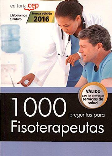 Portada del libro 9788468168074 1000 Preguntas para Fisioterapeutas