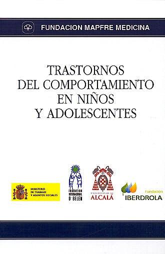 Portada del libro 9788471007339 Trastornos del Comportamiento en Niños y Adolescentes