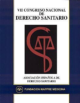 Portada del libro 9788471007780 Vii Congreso Nacional de Derecho Sanitario