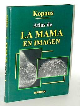 Portada del libro 9788471012913 Atlas de la Mama en Imagen