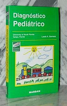 Portada del libro 9788471013002 Diagnostico Pediatrico