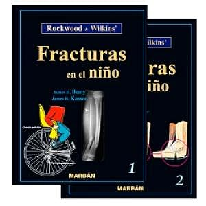 Portada del libro 9788471014009 Rockwood y Wilkins' Fracturas en el Niño, 2 Vols.