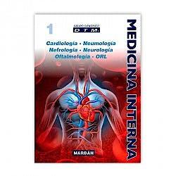Portada del libro 9788471014184 Medicina Interna DTM Flexilibro Manual, Vol. 1