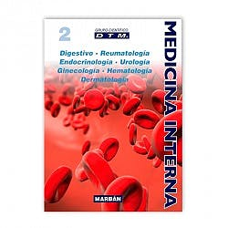 Portada del libro 9788471014214 Medicina Interna DTM Flexilibro Manual, Vol. 2