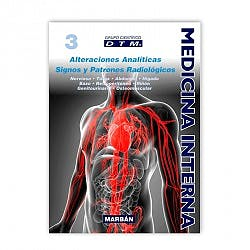 Portada del libro 9788471014221 Medicina Interna DTM Flexilibro Manual, Vol. 3