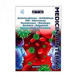 Portada del libro 9788471014313 Medicina Interna DTM Flexilibro Manual, Vol. 4