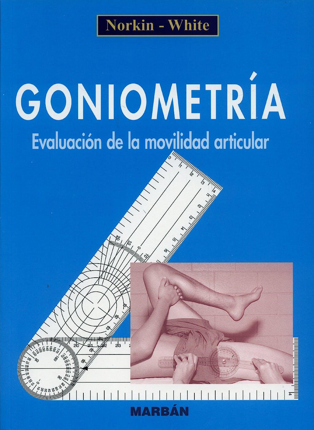 Portada del libro 9788471014801 Goniometría. Evaluación de la Movilidad Articular