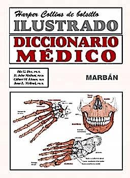 Portada del libro 9788471014948 Diccionario Médico Ilustrado Harper Collins de Bolsillo (Flexilibro)