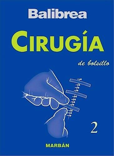 Portada del libro 9788471015181 Cirugía de Bolsillo, Vol. 2