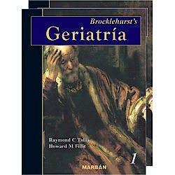 Portada del libro 9788471015334 Brocklehurst's Geriatria (Manual)