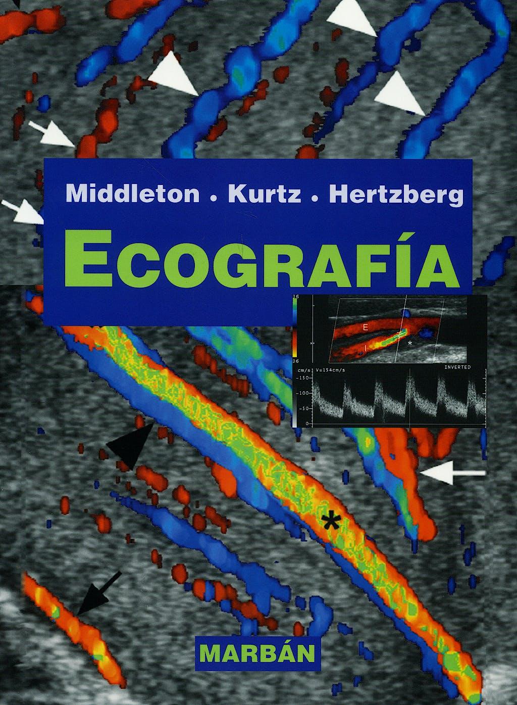 Portada del libro 9788471015617 Ecografía (Edición de Bolsillo)