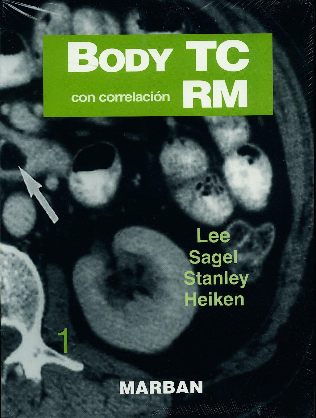 Portada del libro 9788471016072 Body TC con Correlación RM, 2 Vols. (Flexilibro)