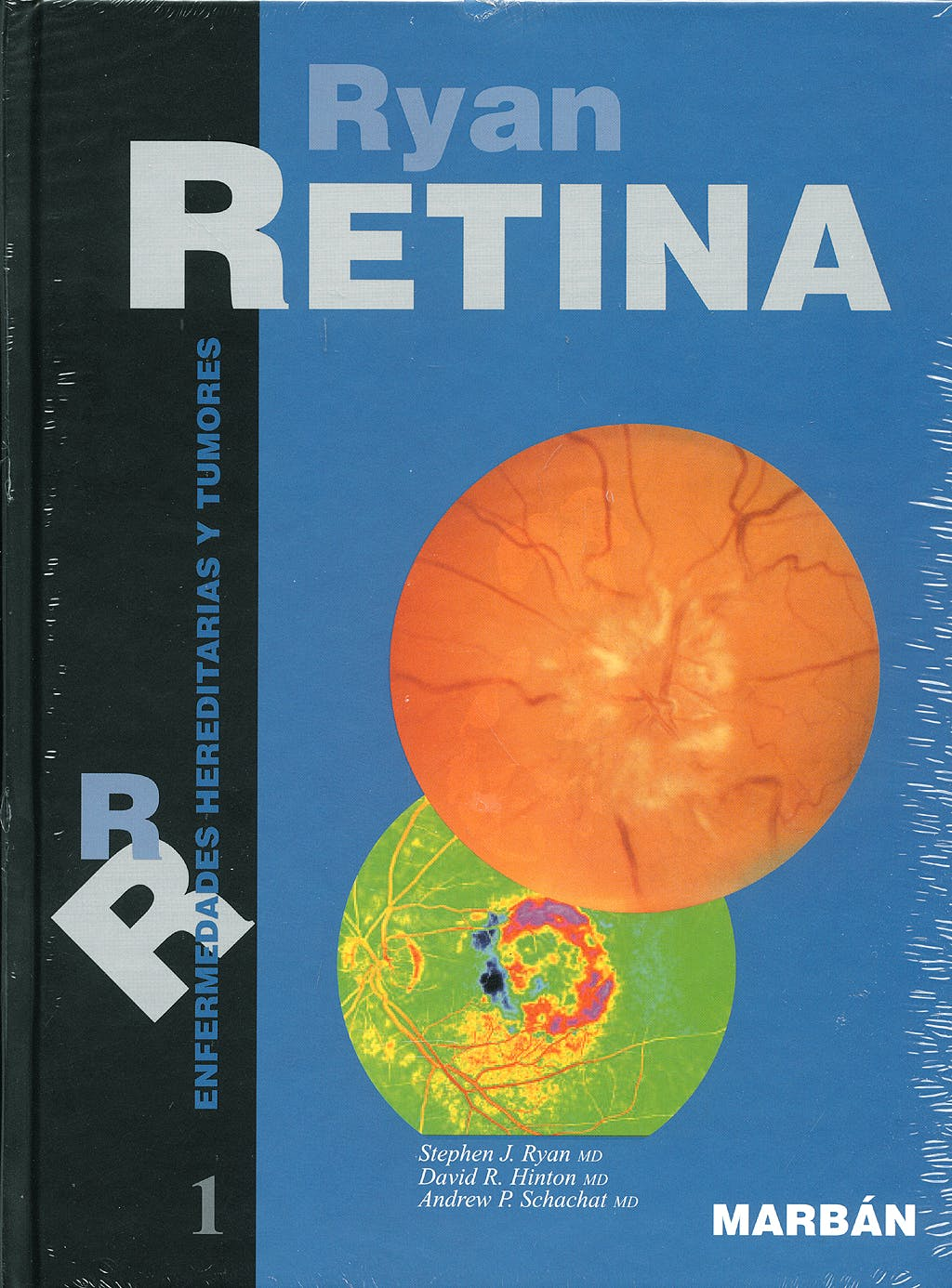 Portada del libro 9788471016126 Retina, 3 Vols. (Tapa Dura)