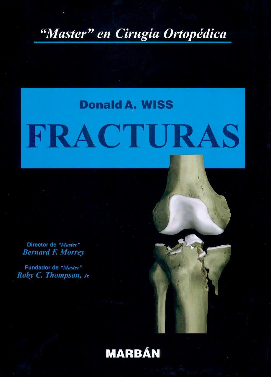 Portada del libro 9788471016478 Master en Cirugía Ortopédica: Fracturas (Flexilibro)