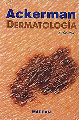 Portada del libro 9788471016829 Ackerman Dermatologia (Edicion de Bolsillo)