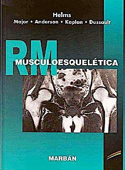 Portada del libro 9788471017192 RM Musculoesquelética