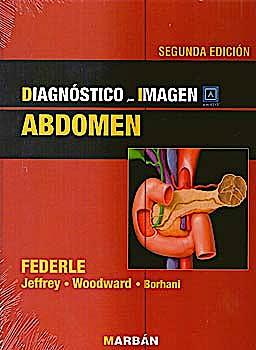 Portada del libro 9788471017291 Diagnóstico por Imagen: Abdomen