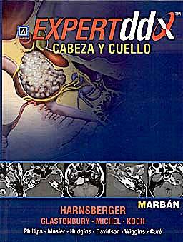Portada del libro 9788471017307 Expert DDX: Cabeza y Cuello