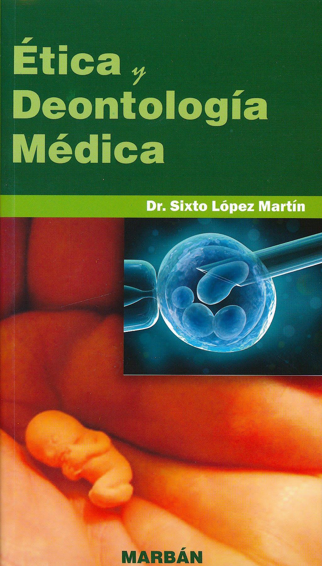 Portada del libro 9788471018045 Etica y Deontologia Medica