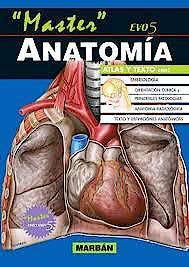 Portada del libro 9788471018151 Master Evo5 Anatomía. Atlas y Texto