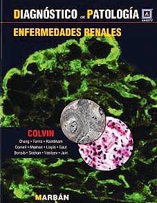 Portada del libro 9788471018274 Diagnóstico en Patología: Enfermedades Renales