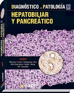 Portada del libro 9788471018281 Diagnóstico en Patología. Hepatobiliar y Pancreático