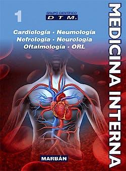 Portada del libro 9788471018618 Medicina Interna DTM, Vol. 1: Cardiología, Neumología, Nefrología, Neurología, Oftalmología, ORL (Ed. Premium) (Tapa Dura)