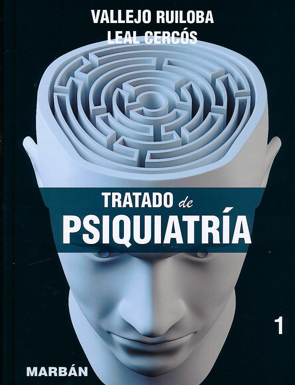 Portada del libro 9788471018717 Tratado de Psiquiatría, 3 Vols.