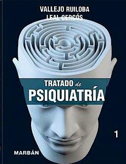Portada del libro 9788471018731 Tratado de Psiquiatría, Vol. 1