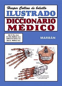 Portada del libro 9788471018854 Harper Collins de Bolsillo Ilustrado Diccionario Medico