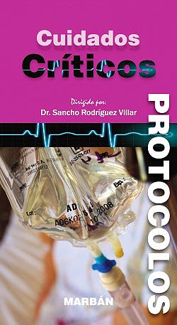Portada del libro 9788471019257 Protocolos: Cuidados Críticos
