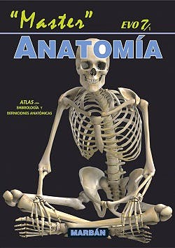 Portada del libro 9788471019462 Master Evo7 Anatomia (Tapa Blanda)