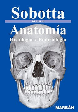 Portada del libro 9788471019493 Sobotta Mini. Anatomía. Histología. Embriología