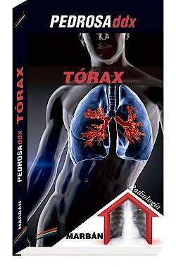 Portada del libro 9788471019639 Pedrosa Ddx: Tórax