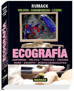 Portada del libro 9788471019738 Ecografía, Vol. 1: Abdominal, Pélvica, Torácica, Tiroides, Mama, Escroto, Musculoesquelética