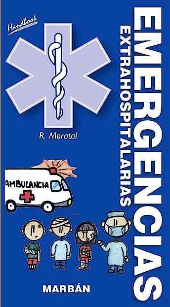 Portada del libro 9788471019776 Emergencias Extrahospitalarias