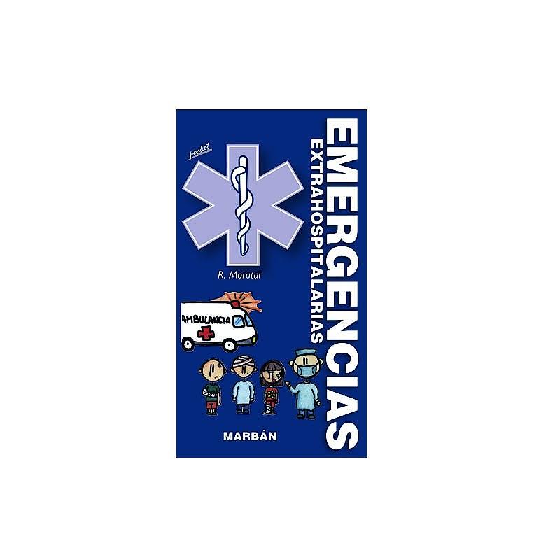 Portada del libro 9788471019783 Emergencias Extrahospitalarias (Edicion Pocket)
