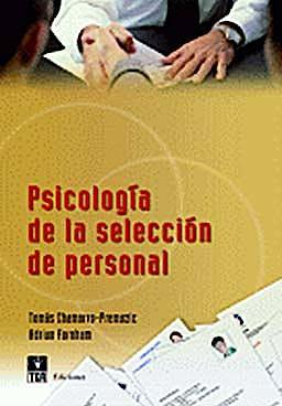 Portada del libro 9788471748058 Psicologia de la Seleccion de Personal