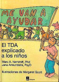 Portada del libro 9788471748836 Me Van a Ayudar. el Tda Explicado a los Niños