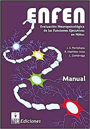 Portada del libro 9788471749710 ENFEN. Evaluación Neuropsicológica de las Funciones Ejecutivas en Niños (Juego Completo)