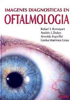 Portada del libro 9788471792822 Imágenes Diagnosticas en Oftalmologia