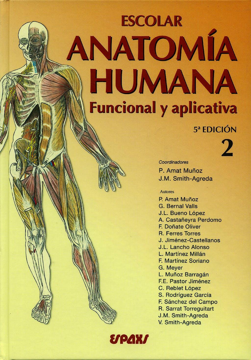 Producto: Anatomia Humana Funcional y Aplicativa, 2 Vols.