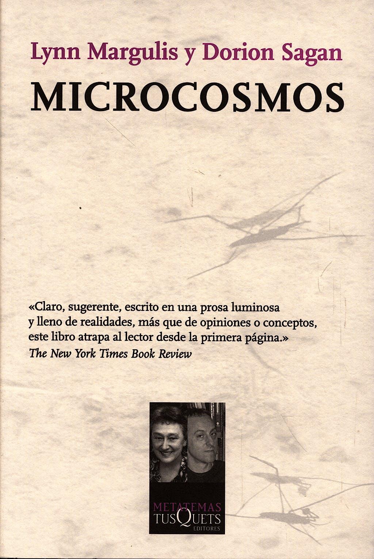 Portada del libro 9788472238428 Microcosmos